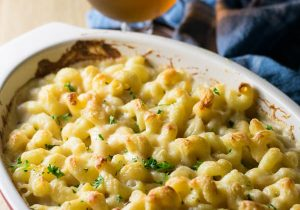 Four Cheese Beer Mac and Cheese Recipe