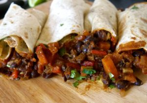 Boozy Bean Burrito Recipe