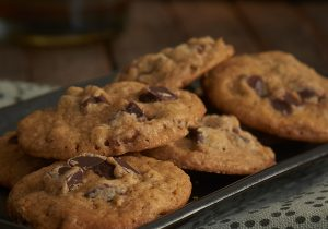 Bourbon Pecan Chocolate Chip Cookies Recipe