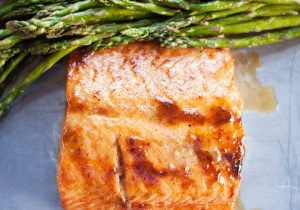 Bourbon Salmon Recipe