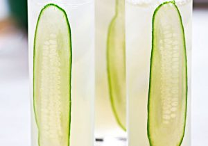Cucumber Limeade Recipe