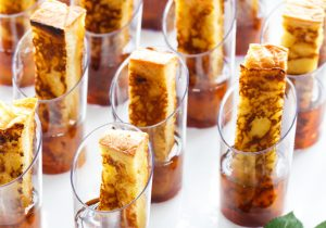 French Toast Shooters Recipe
