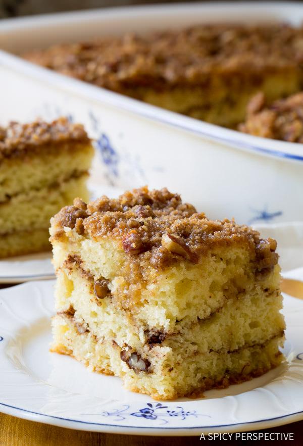 Kahlua Coffee Cake Recipe