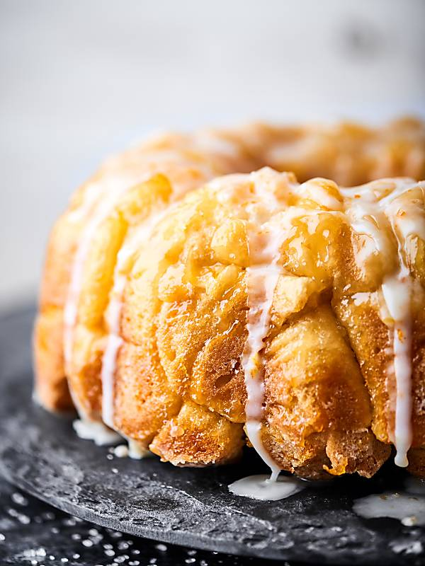 Mimosa Monkey Bread Recipe
