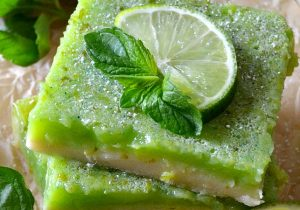 Mojito Bars Recipe