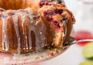 Raspberry Moscow Mule Cake Recipe