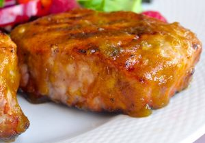 Rum Mango Barbecue Sauce Recipe