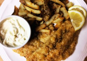 Vegan Fish and Chips Recipe