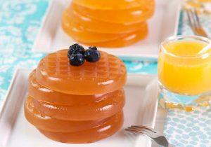 Waffle Jelly Shots Recipe