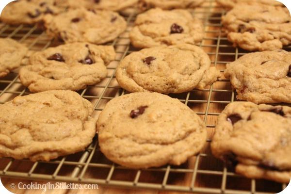 Rum Soaked Chocolate Chip Cookies Recipe