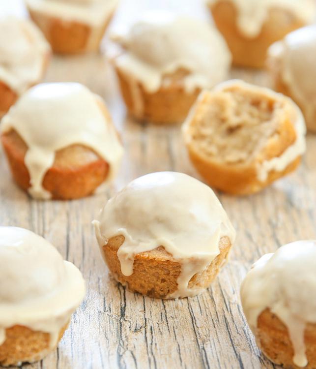 Baileys Coffee Donut Muffin Recipe
