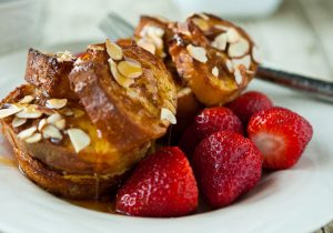 Boozy French Toast Cups Recipe