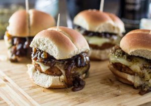 Veggie Pub Sliders Recipe