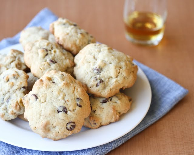 Bourbon Breakfast Cookies