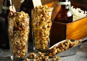 Chocolate Stout Caramel Popcorn
