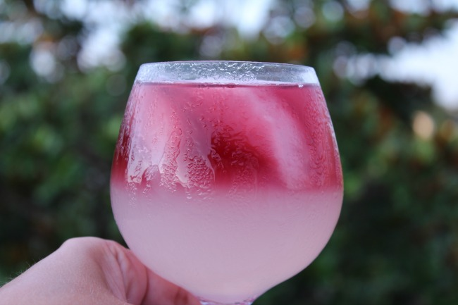 Lemonade Wine Cocktail
