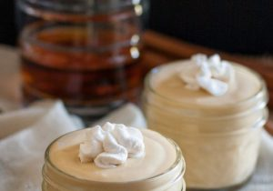 Bourbon Butterscotch Pudding