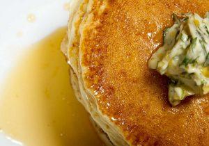 Mojito Pancakes