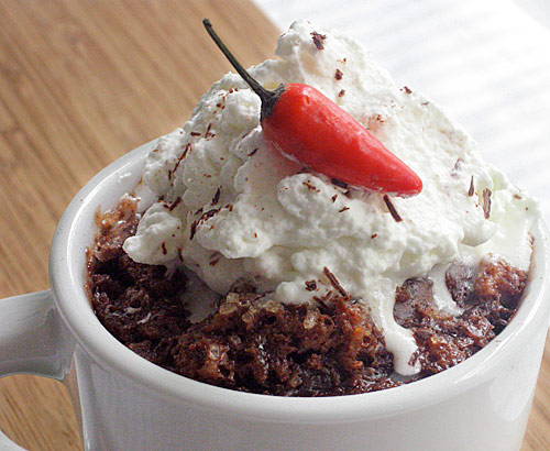 Spiced Chocolate Bread Pudding