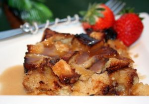 Jack Daniels Bread Pudding
