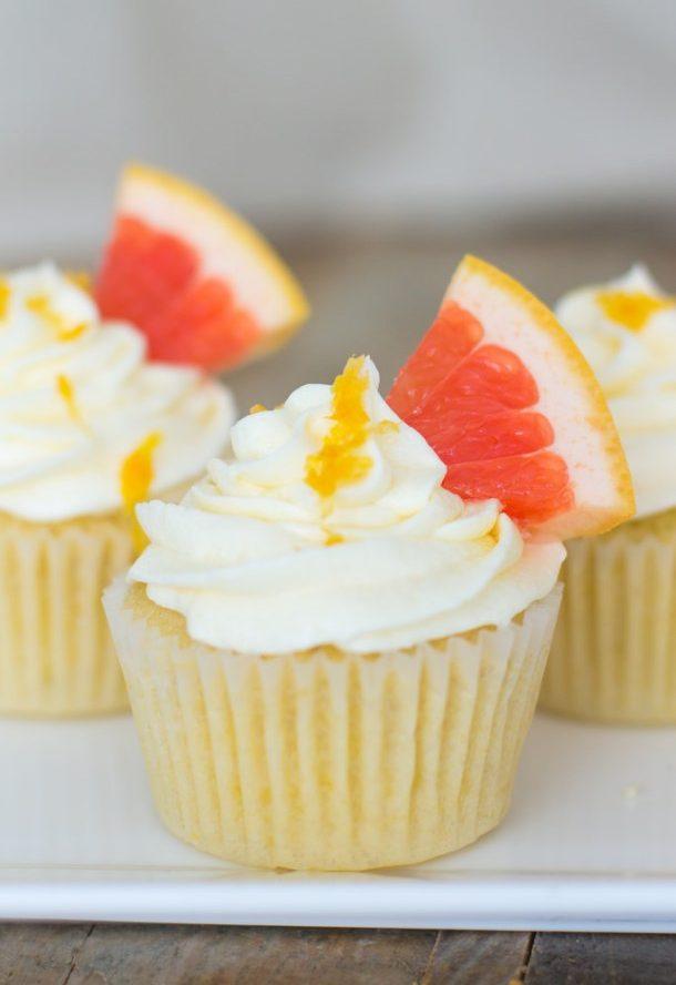 Paloma Cupcakes