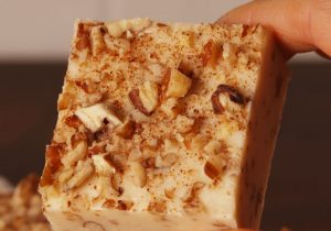 Buttered Rum Fudge