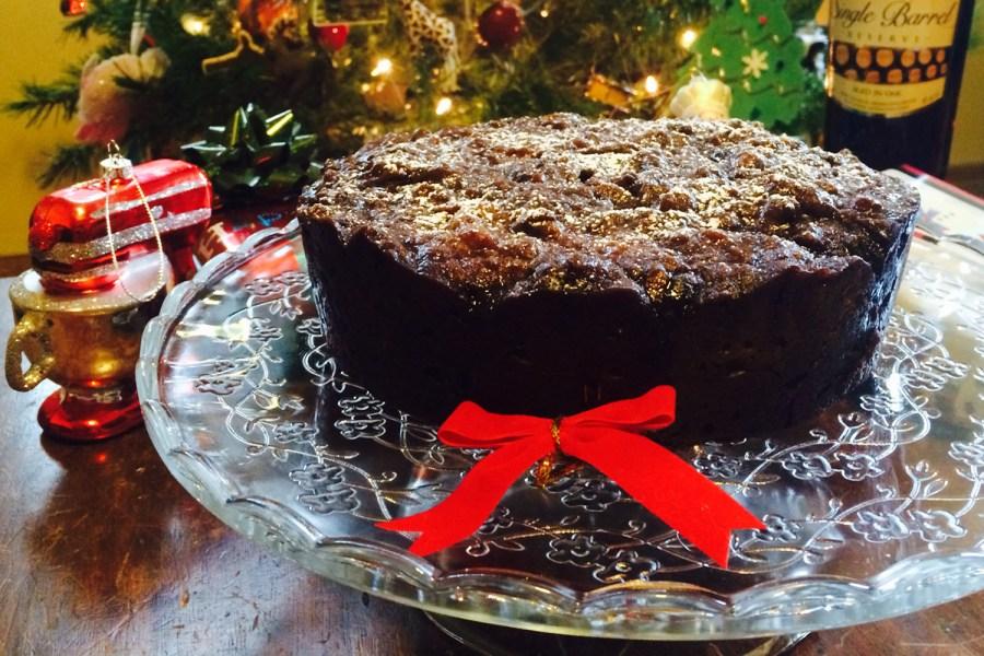 Caribbean Black Cake
