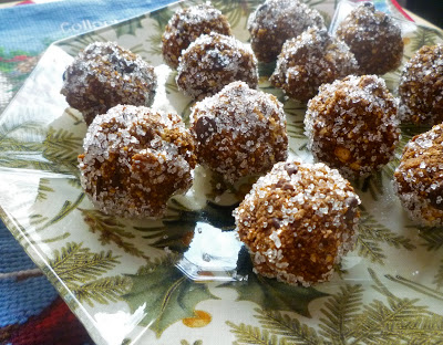 Bailey's Irish Cream Balls Recipe - No Baking