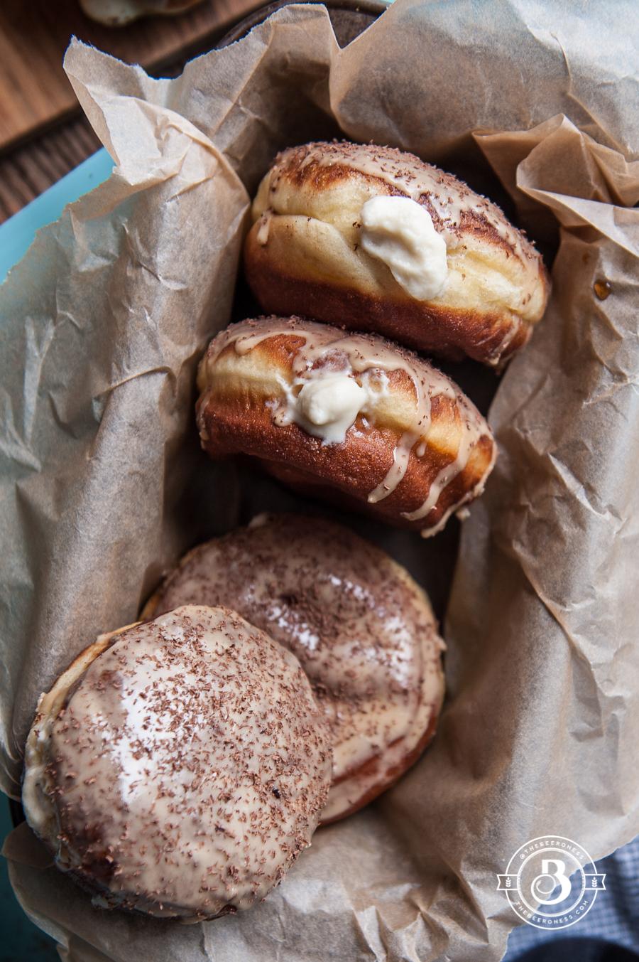 Beeramisu Donuts Recipe