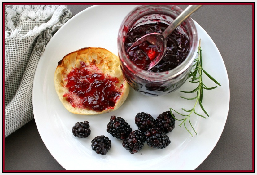 Blackberry Merlot Jelly Recipe