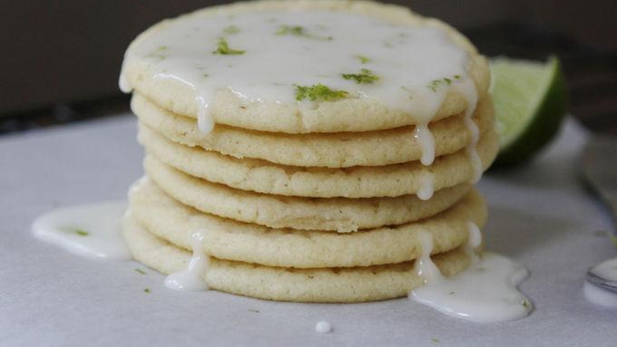 Boozy Sugar Cookies Recipe