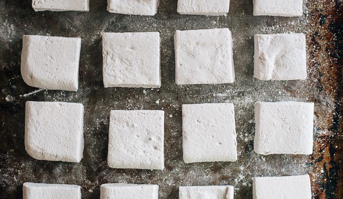Pinot Noir Marshmallow Recipe