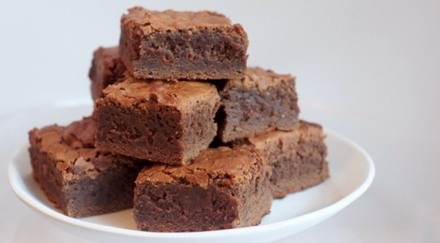 Raspberry and Chocolate Liqueur Brownie Recipe