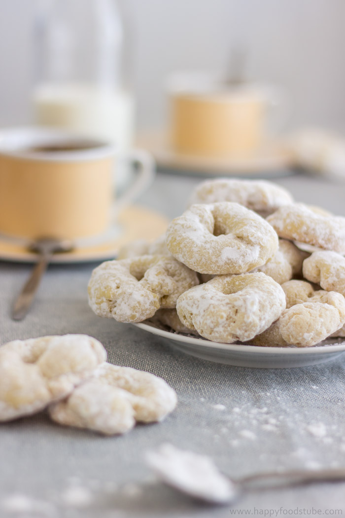 White Wine Cookies Recipe
