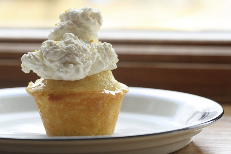 Mimosa Cupcake Recipe