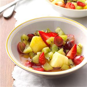 Tequila Lime Fruit Salad Recipe