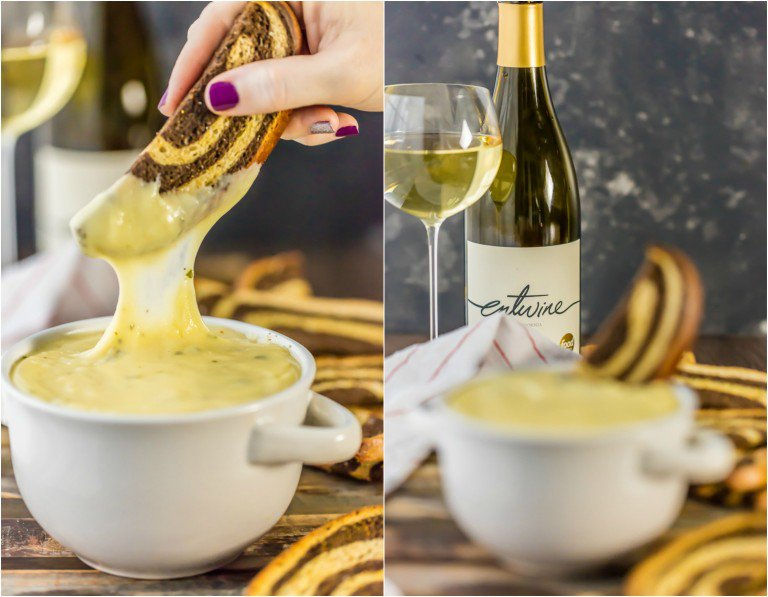 White Wine Fondue