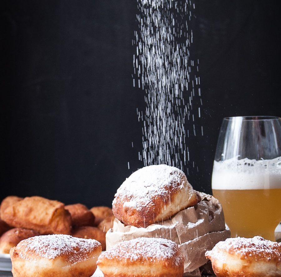 Buttermilk and Beer Beignets Recipe