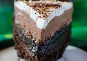 Irish Cream Coffee Mud Pie Recipe