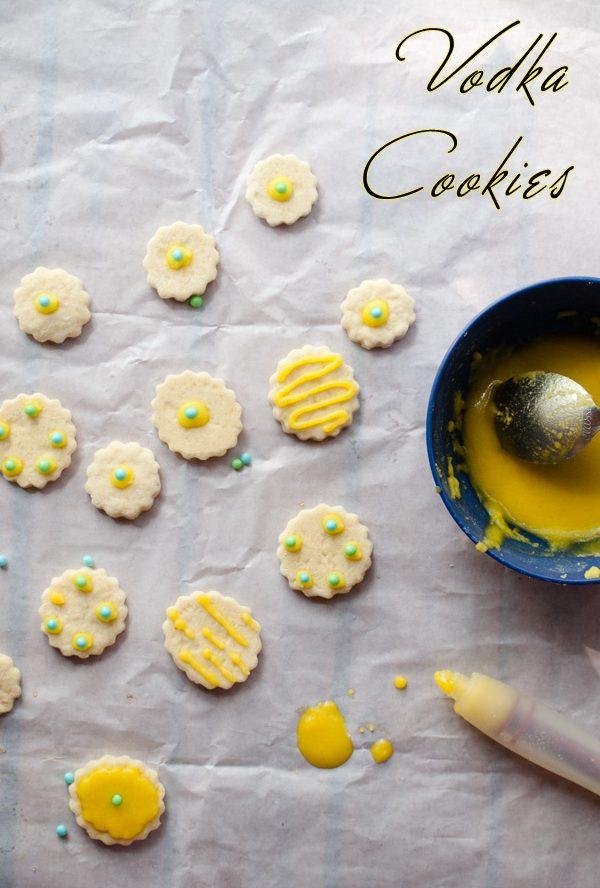 Vodka Cookie Recipe