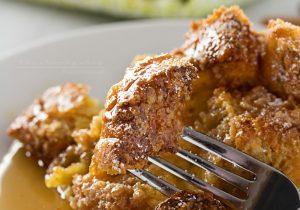 Bourbon Cinnamon French Toast Bake Recipe