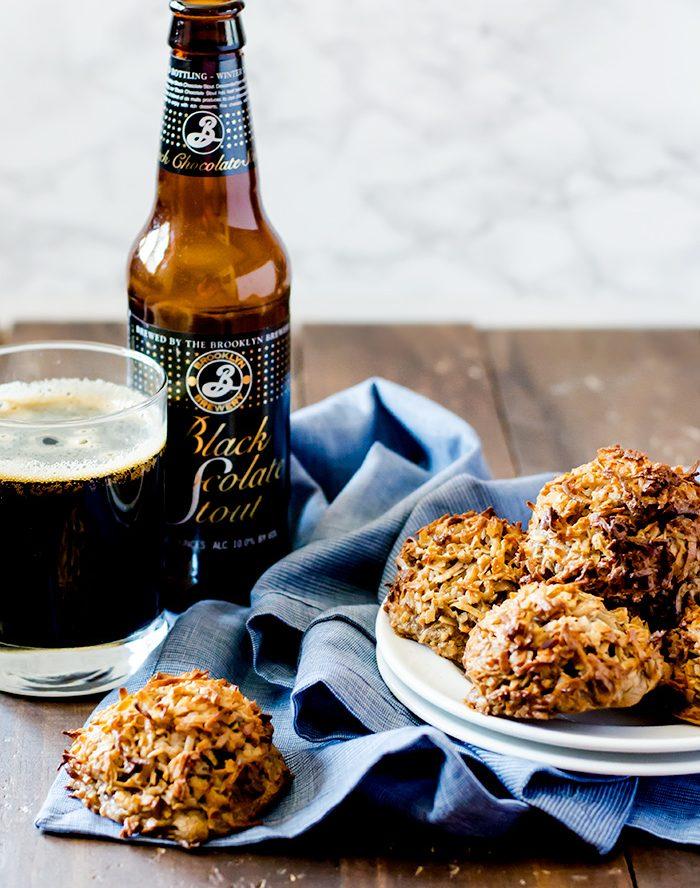 Chocolate Stout Macaroons Recipe