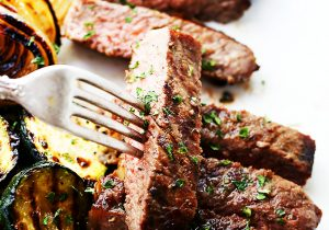 Jack Daniel's Grilled Steak Recipe