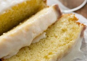Champagne Pound Cake Recipe