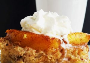 RumChata Peach French Toast Recipe