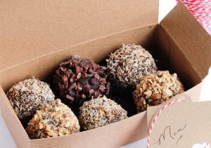 Boozy Chocolate Bon Bons Recipe
