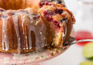 Raspberry Moscow Mule Cake Recipe