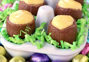 Rumchata Chocolate Egg Pudding Shots Recipe