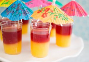 Tequila Sunrise Jello Shot Recipe