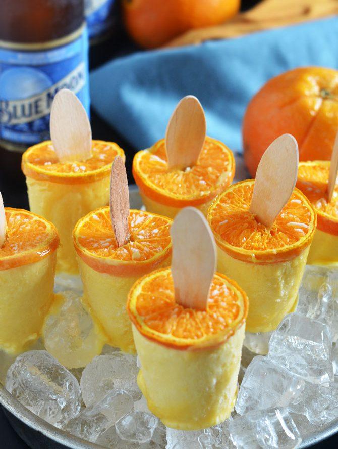 Blue Moon Orange Creamsicle Recipe